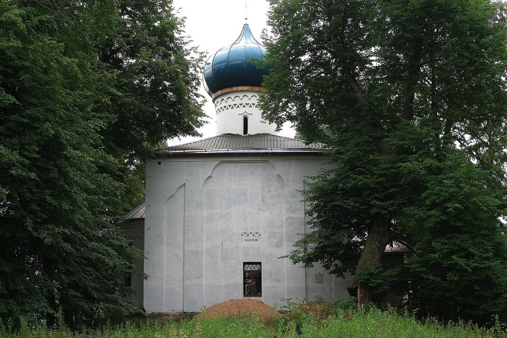Церковь, Осташево, Московская область