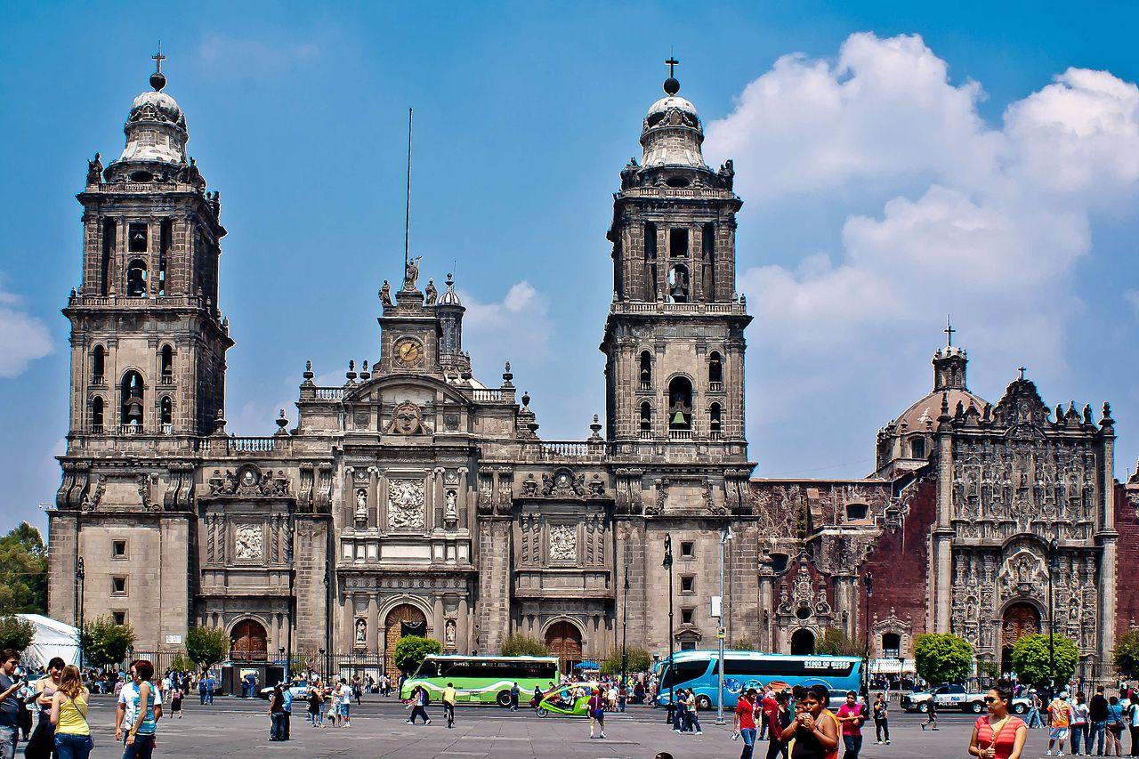 Кафедральный собор, Мехико