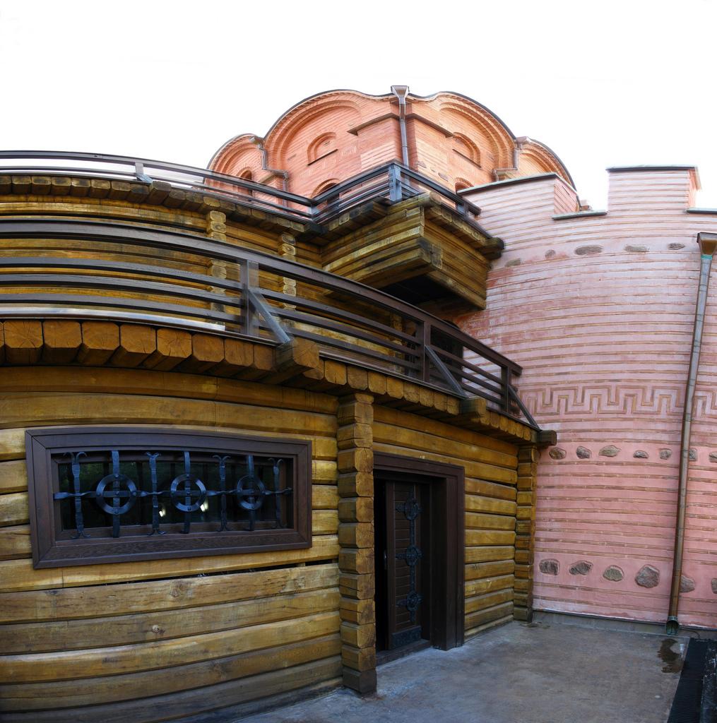 Музейные помещения, Золотые ворота, Киев