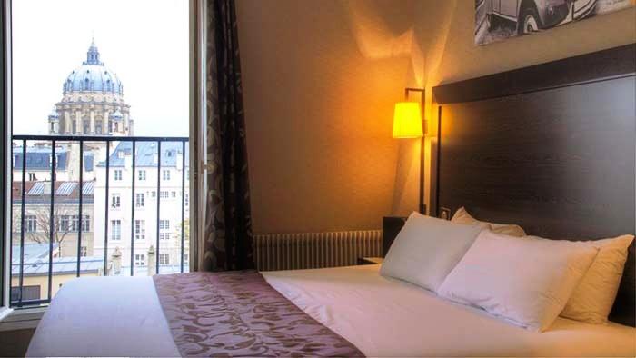 7 доступных отелей Парижа Andre Latin 1.jpg