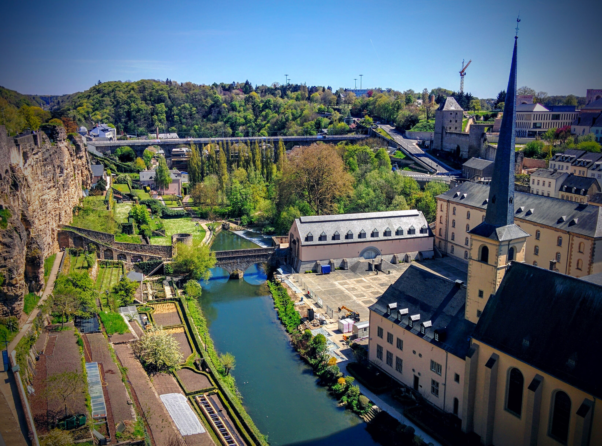 люксембург фото города часто
