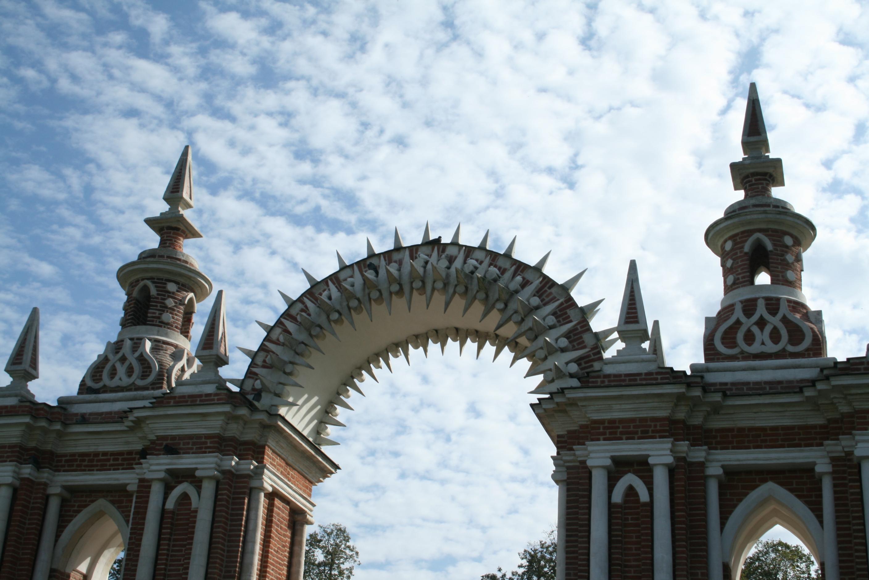 Музей-усадьба Царицыно, Москва