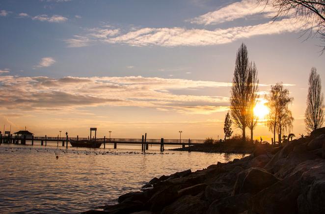 Боденское озеро, Германия