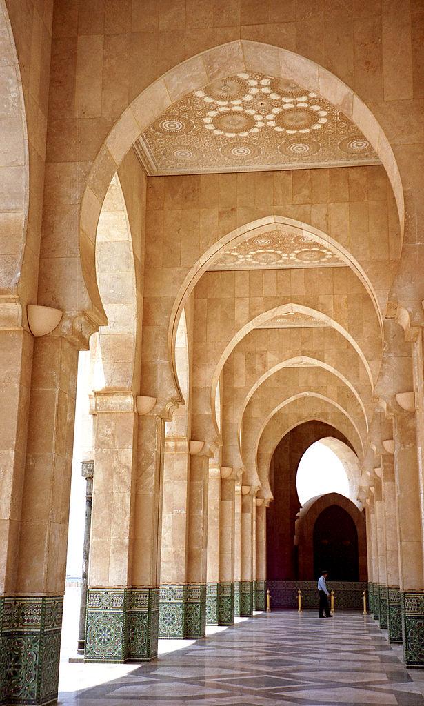 Мечеть Хасана II, галерея