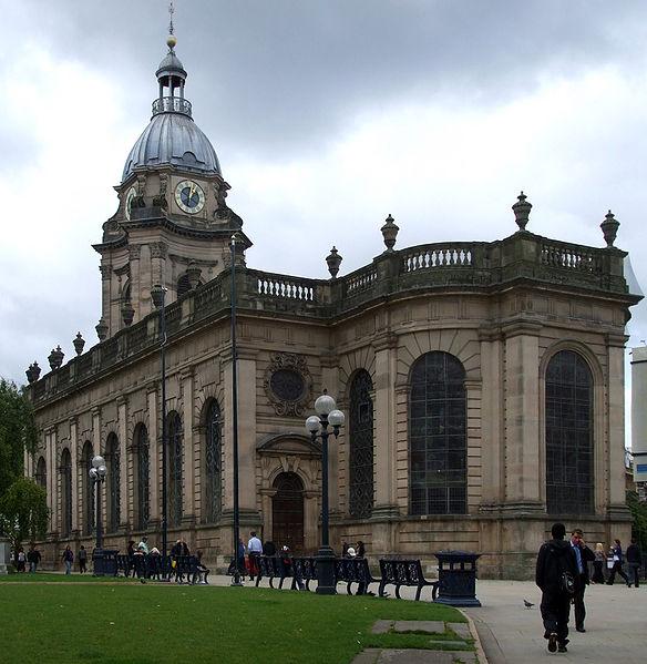Бирмингемский англиканский собор