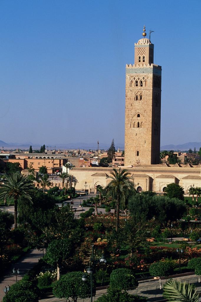 Мечеть Кутубия, Марракеш