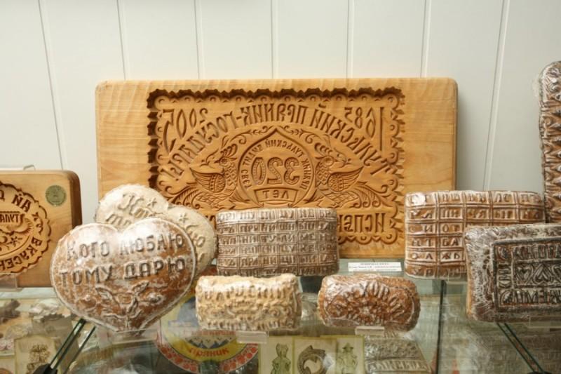 А вот и сами пряники, Музей «Тульский пряник», Тула