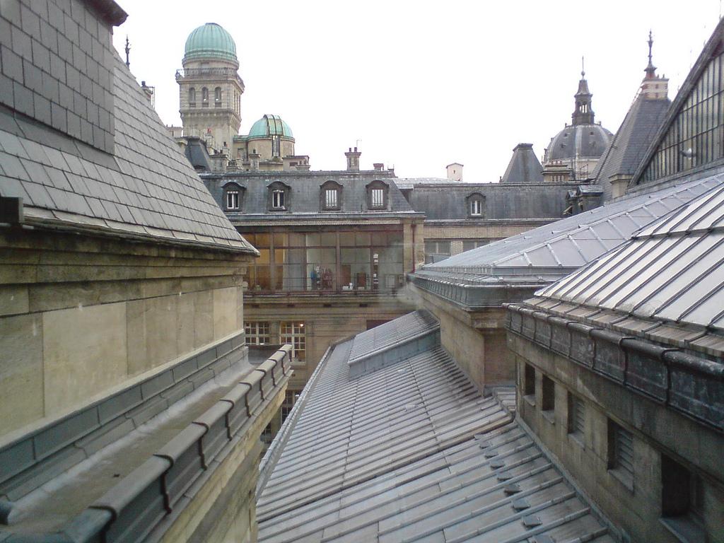 Крыши Сорбонны, Париж