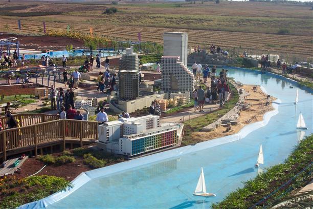 Израиль в миниатюре в Тель-Авиве.JPG