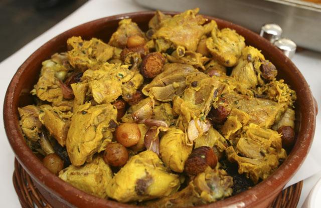 Традиционные блюда в Форментере