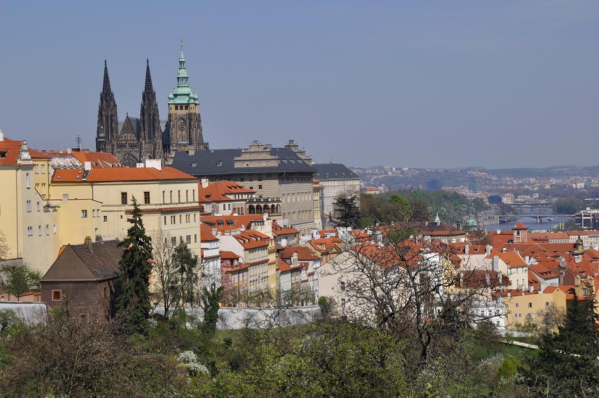 Градчаны, исторический район Праги