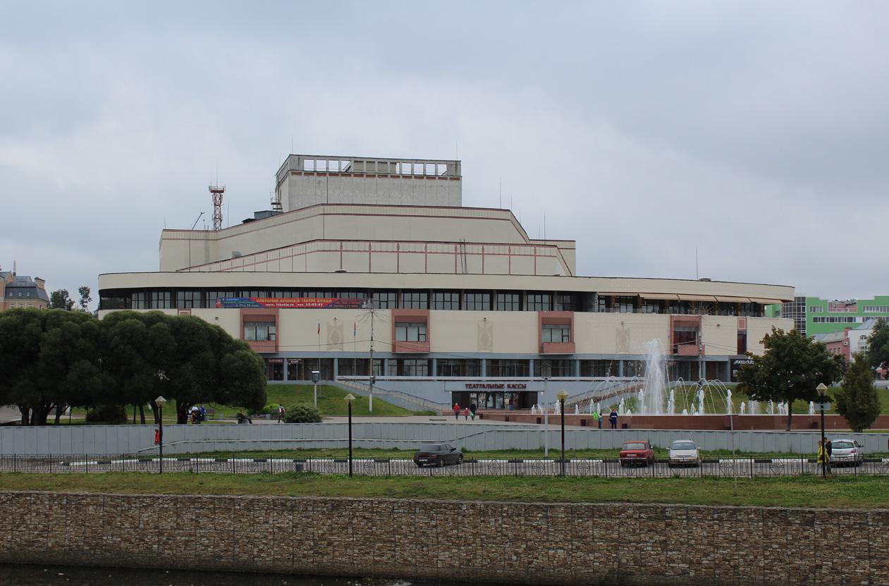 Ивановский театральный комплекс