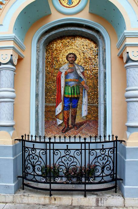 Икона святого князя Александра Невского