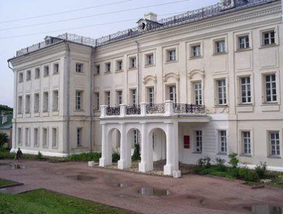 Музей-усадьба Полотняный Завод в Калуге