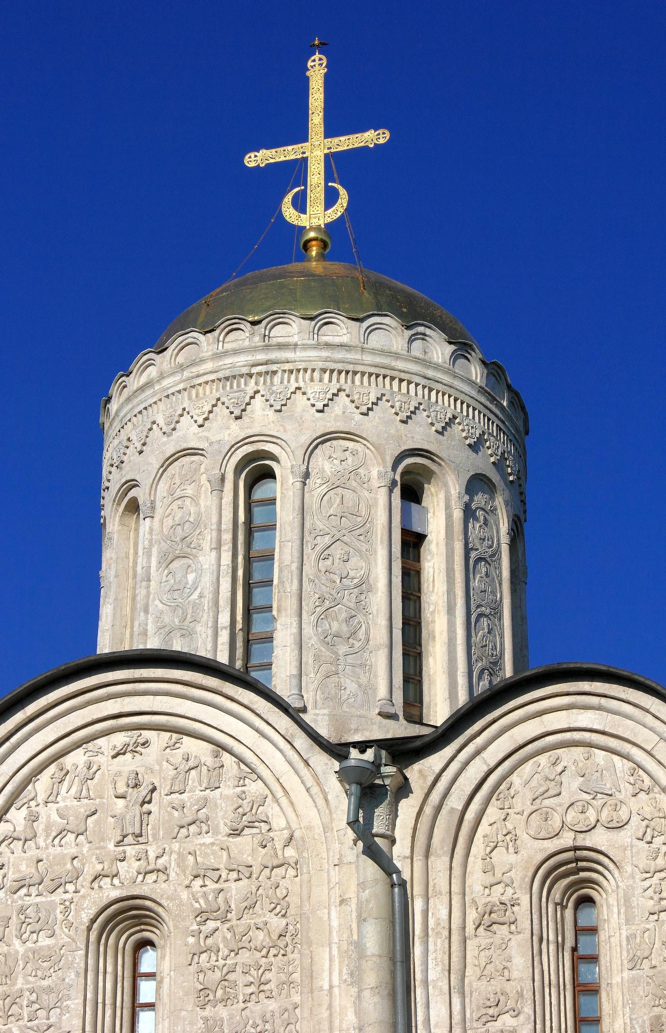 владимир дмитриевский собор фото