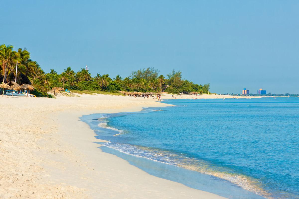 Куба фото туристов пляжи