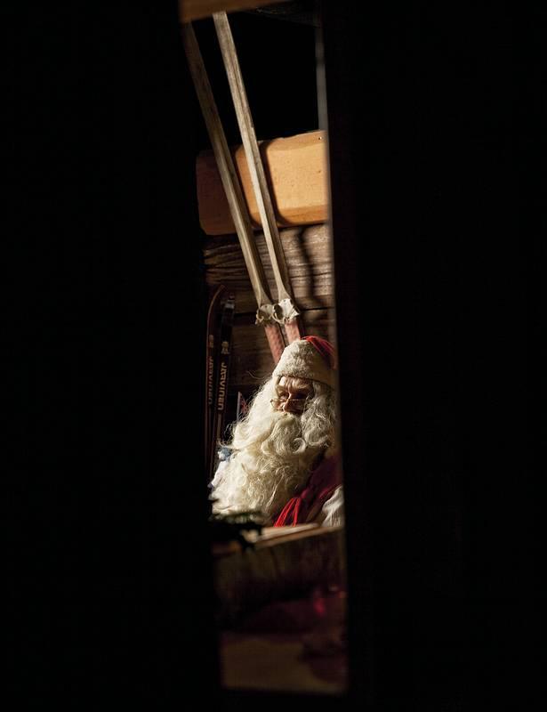 Санта — второй друг детей (первый все-таки Дед Мороз)