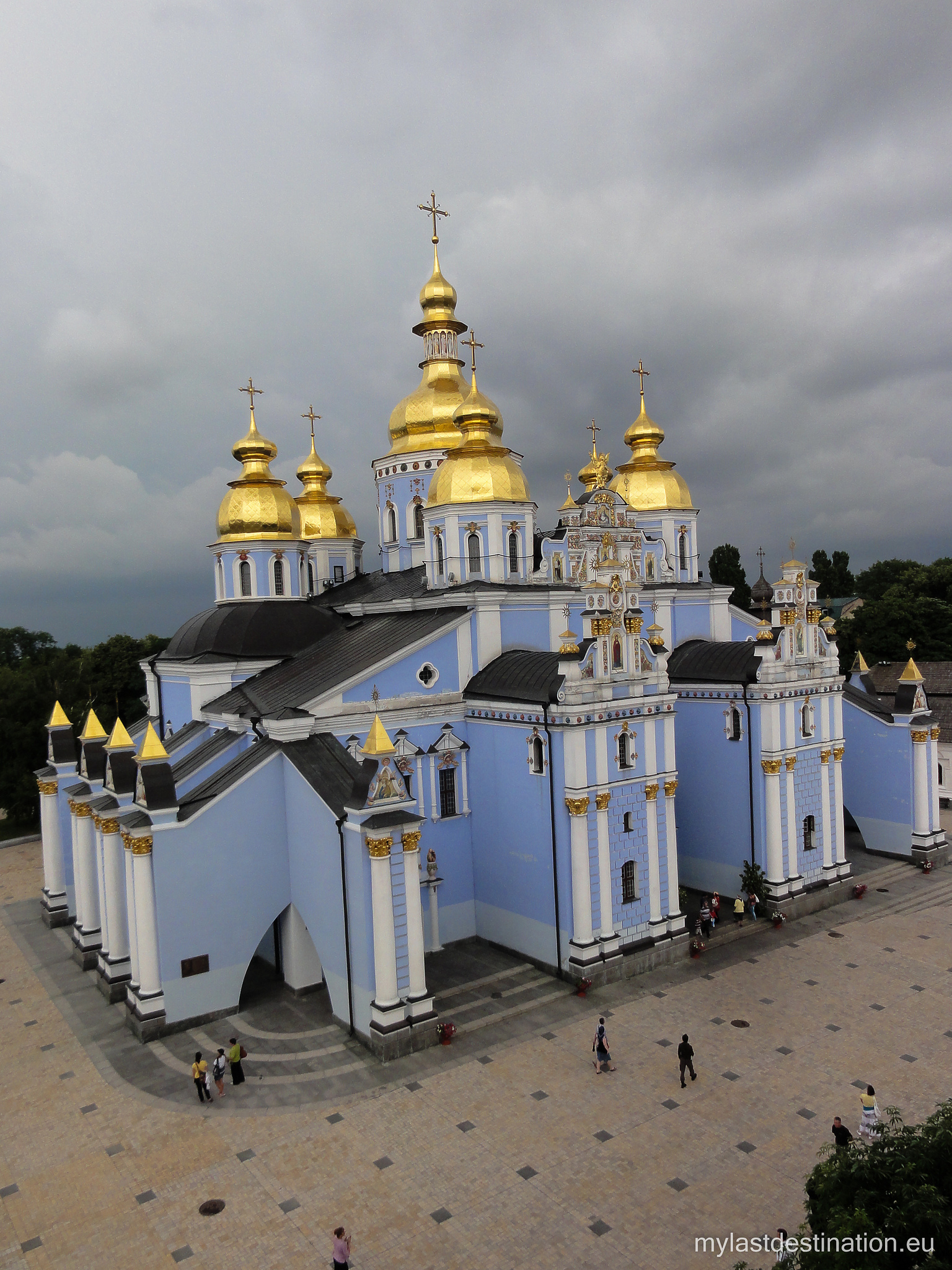 Михайловский Златоверхий собор, Киев