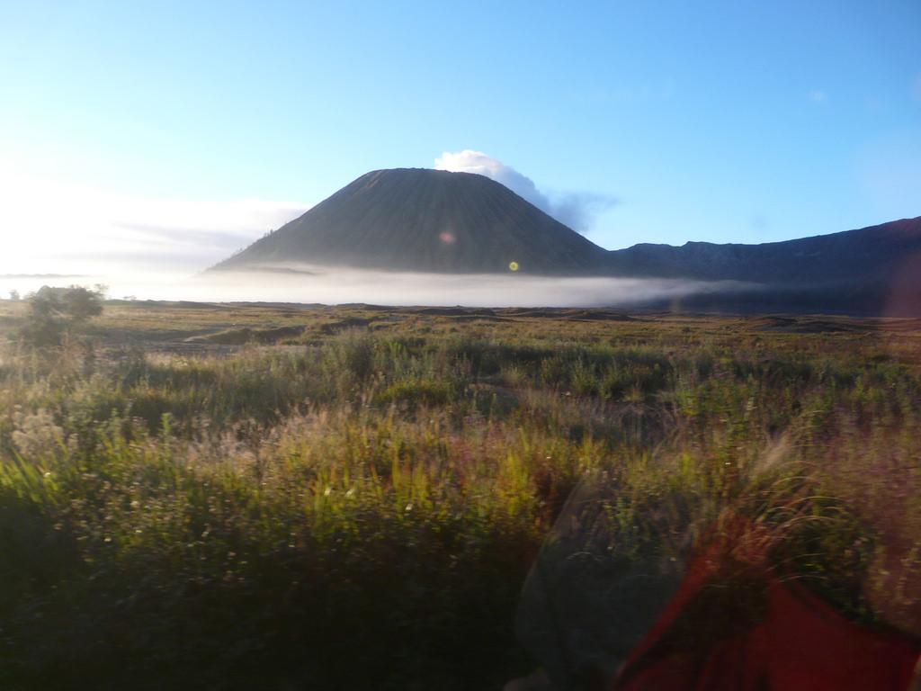 Национальный парк Бромо-Тенггер-Семеру, вулкан Семеру
