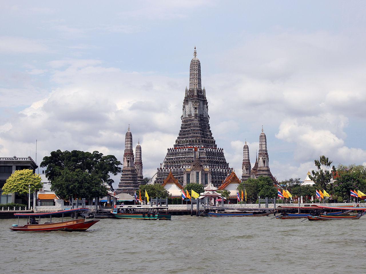 Храм Рассвета (Ват Арун), Бангкок