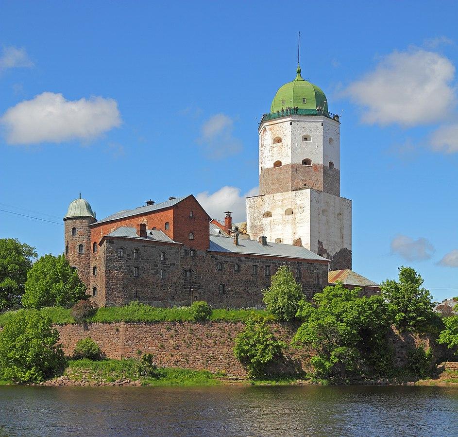 Башня святого Олафа
