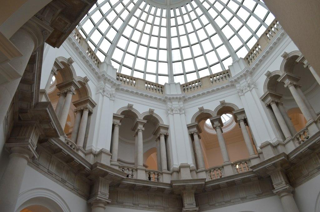 Галерея Тейт, купол