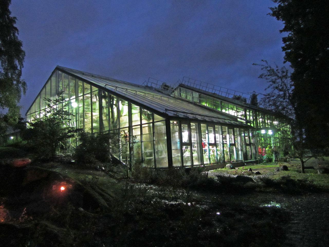 Зоопарк в Хельсинки, павильон Амазония
