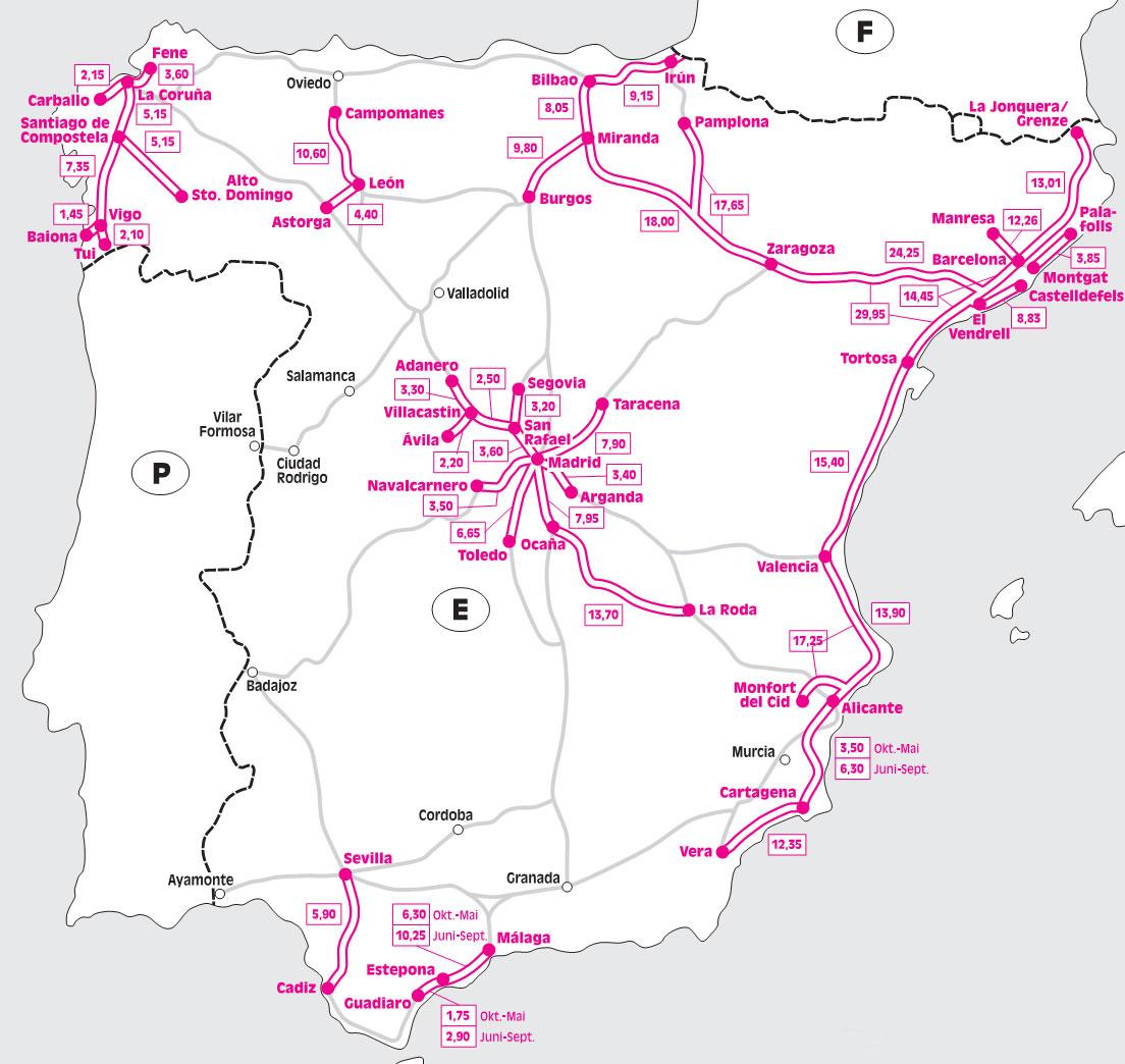 Аренда авто в Испании — 2019. Советы и отзывы
