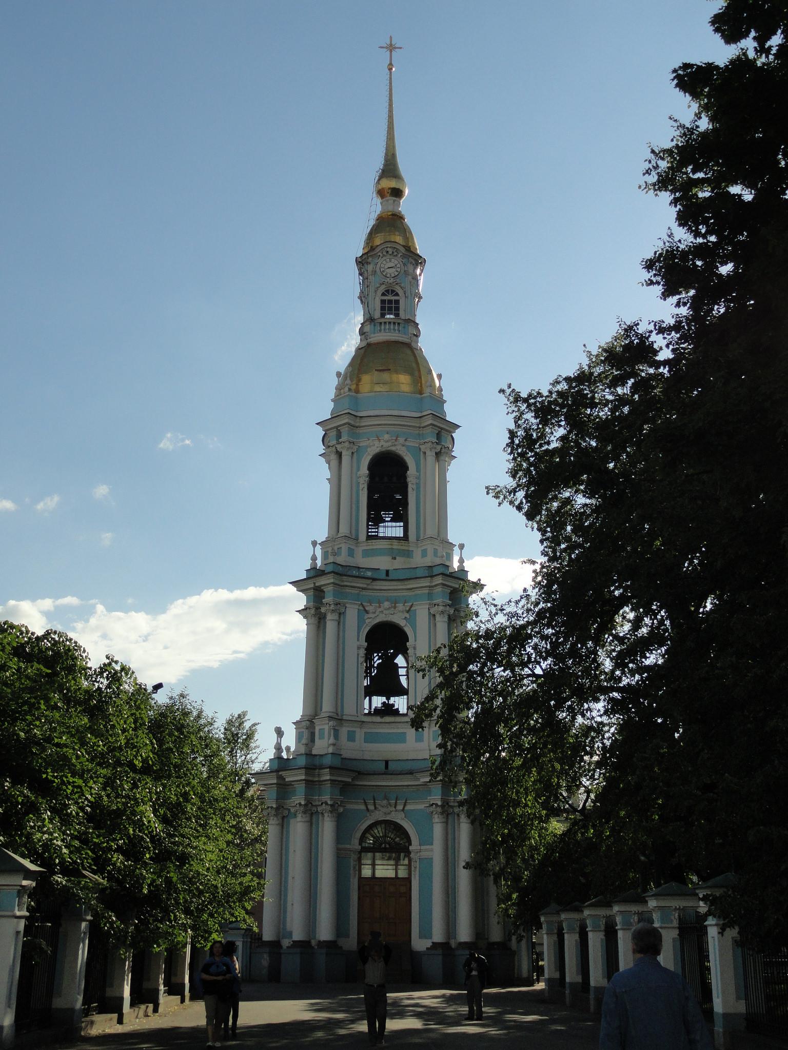 фото колокольня никольского собора христианства древней
