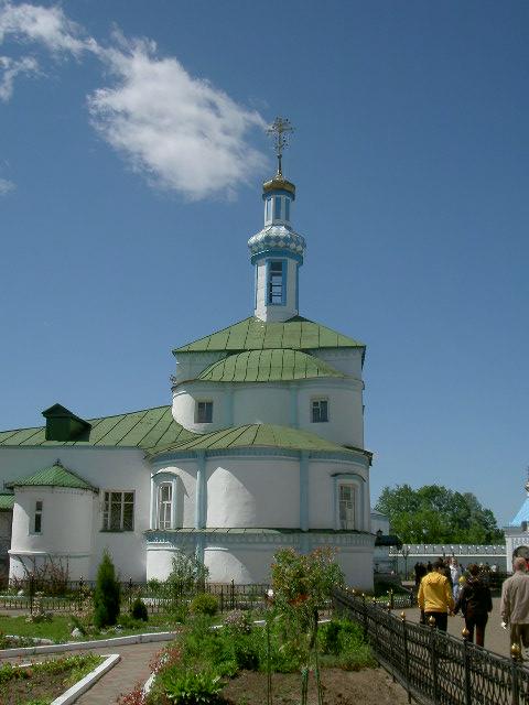 Раифский монастырь. Казань