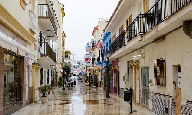 Улица Сан-Мигель
