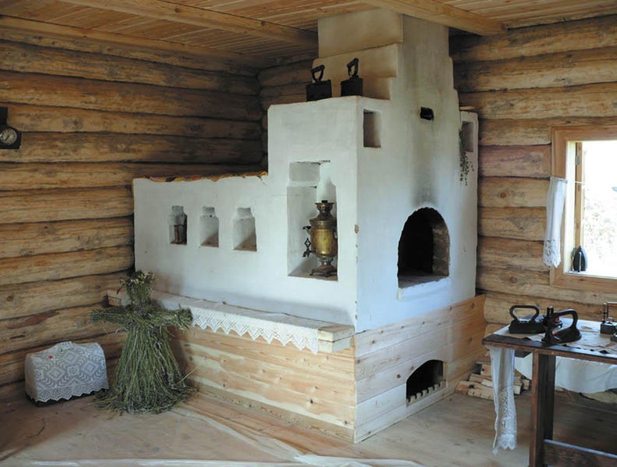 Музей русской печи в Этномире
