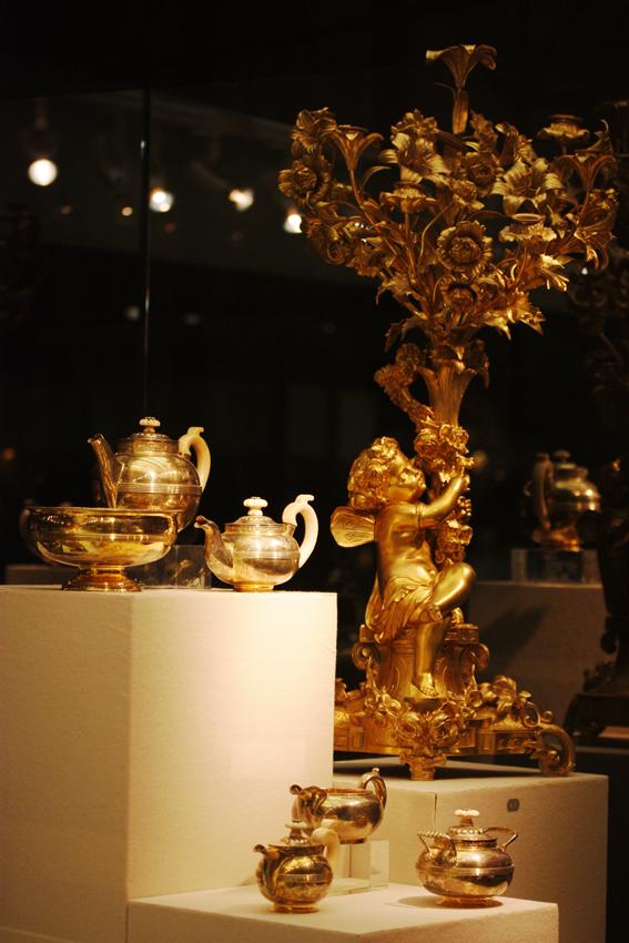Экспонаты в Историческом музее Москвы
