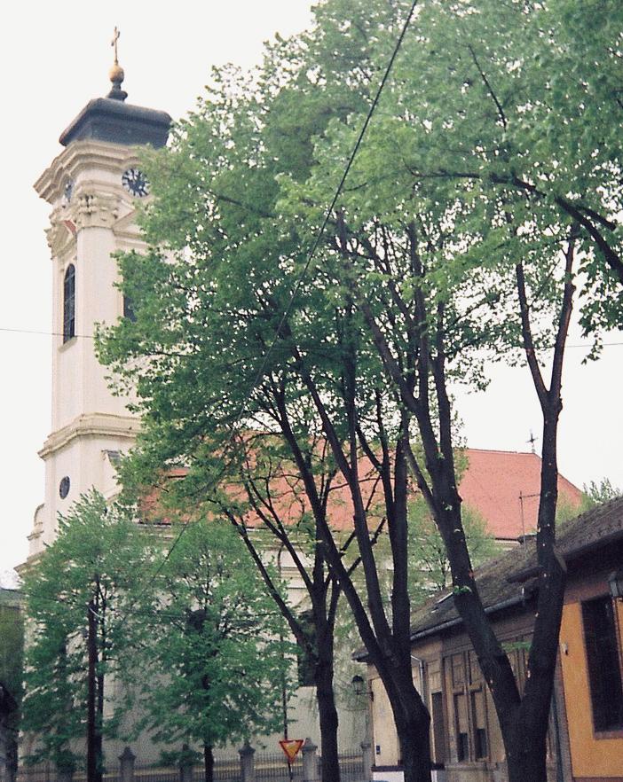 Алмашская церковь