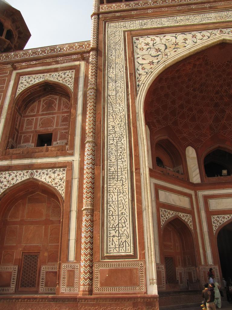 Архитектура Тадж-Махала, Индия