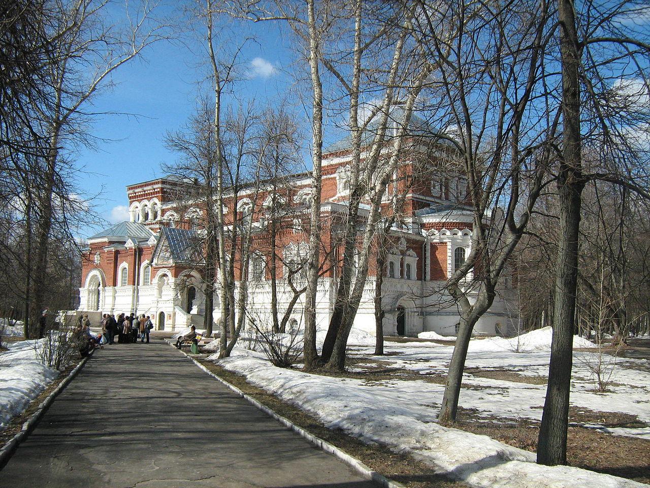 Вид на Георгиевский собор, Гусь-Хрустальный