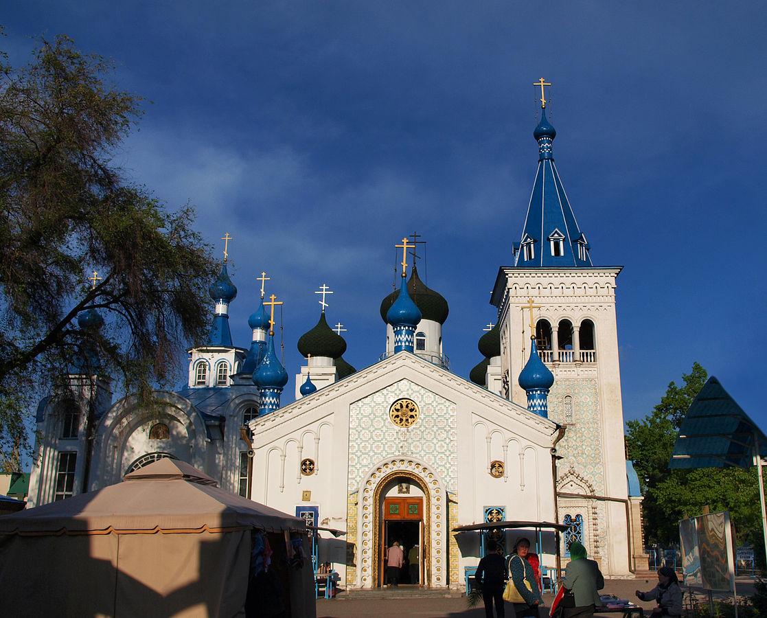 Воскресенский собор Бишкека