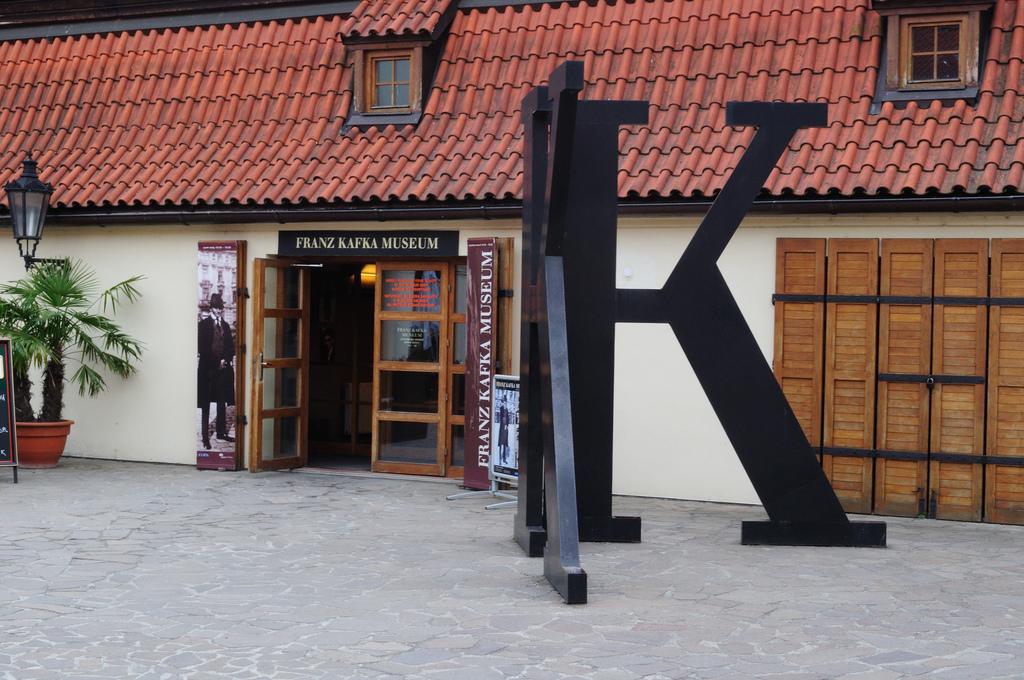 Музей Кафки, Прага