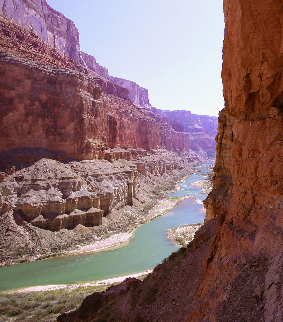 Национальный парк Гранд-Каньон, река Колорадо