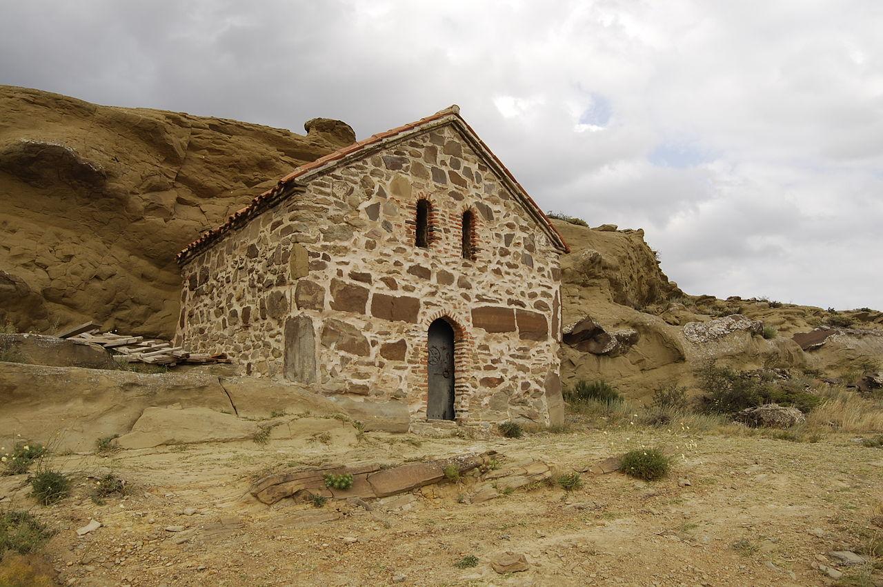 Давидо-Гареджийский монастырь, одно из зданий на территории Азербайджана
