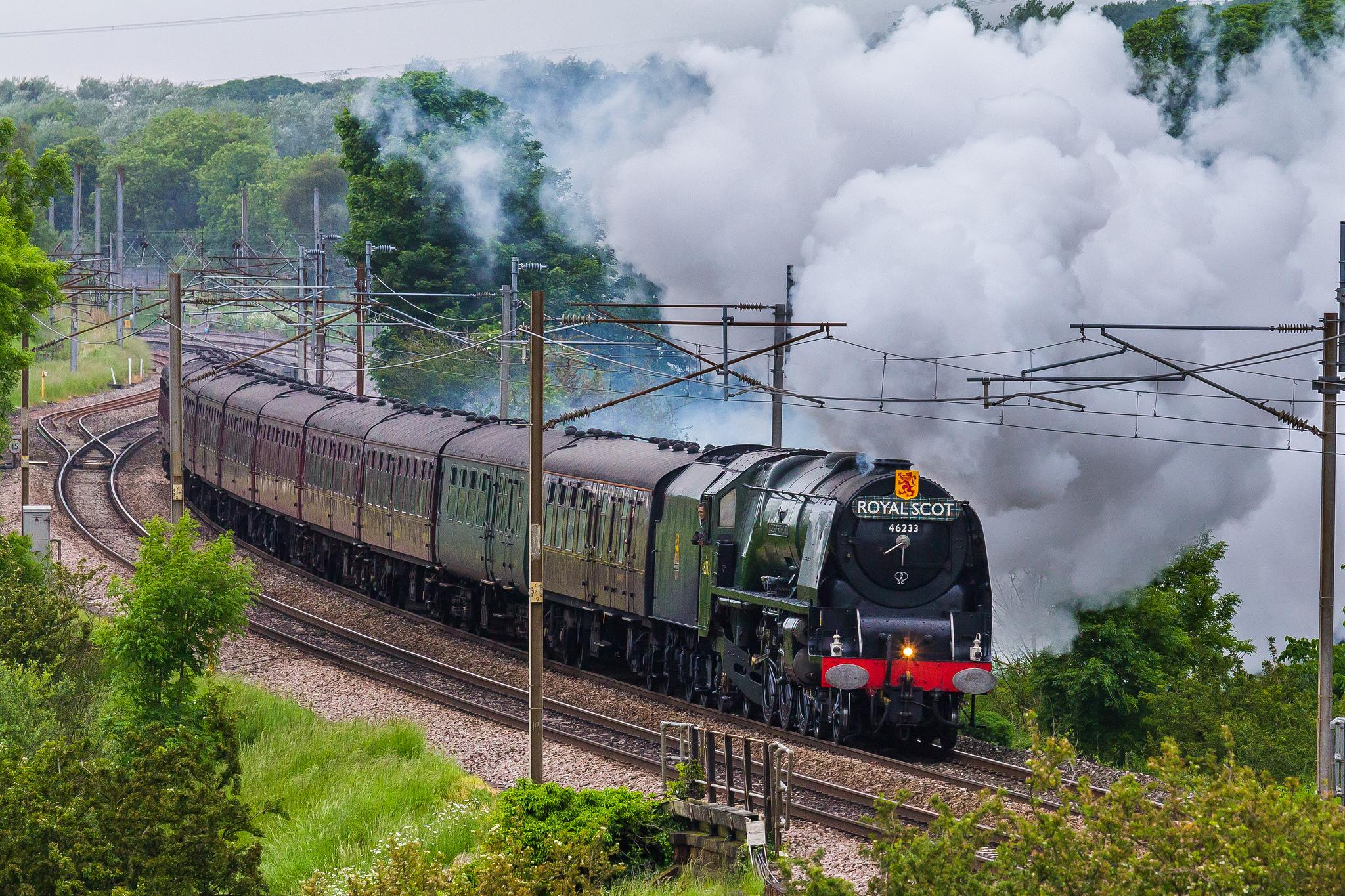 Поезд «Королевский шотландец»
