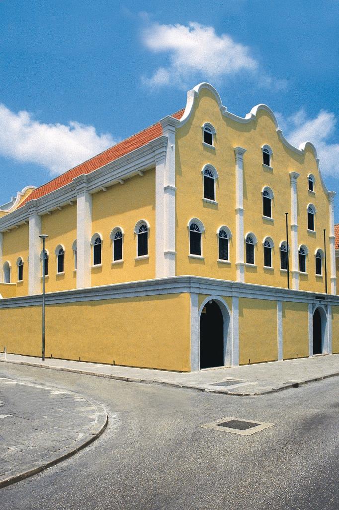 Синагога в Кюрасао