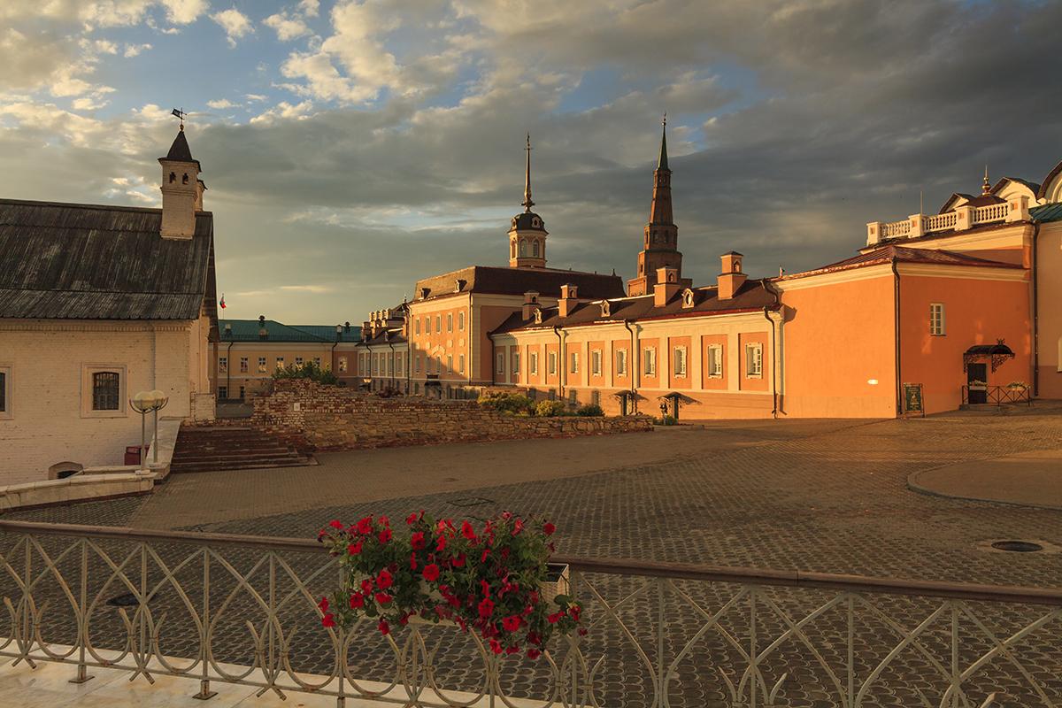 Артиллерийский (пушечный) двор, Казанский кремль