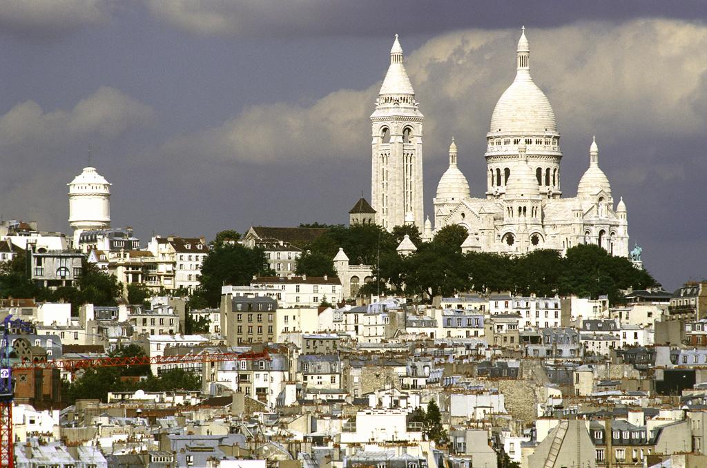 Картинки по запросу монмартр париж