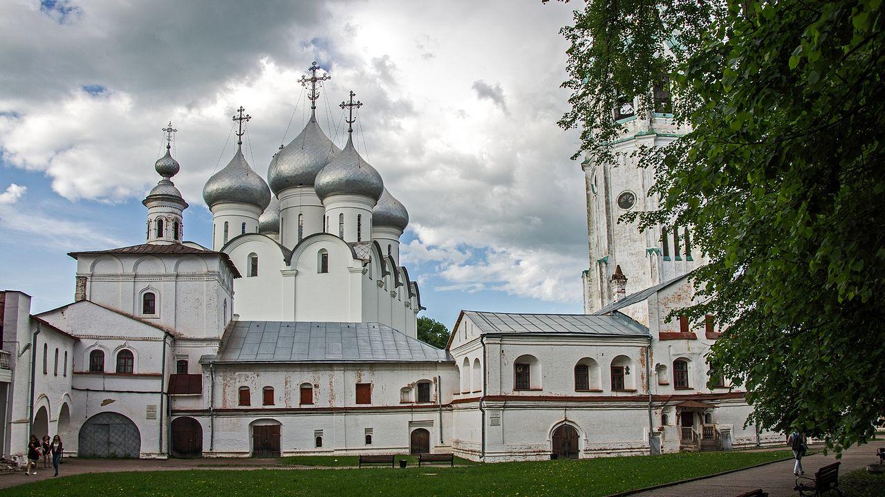 Вологодский государственный музей-заповедник, Софийский собор