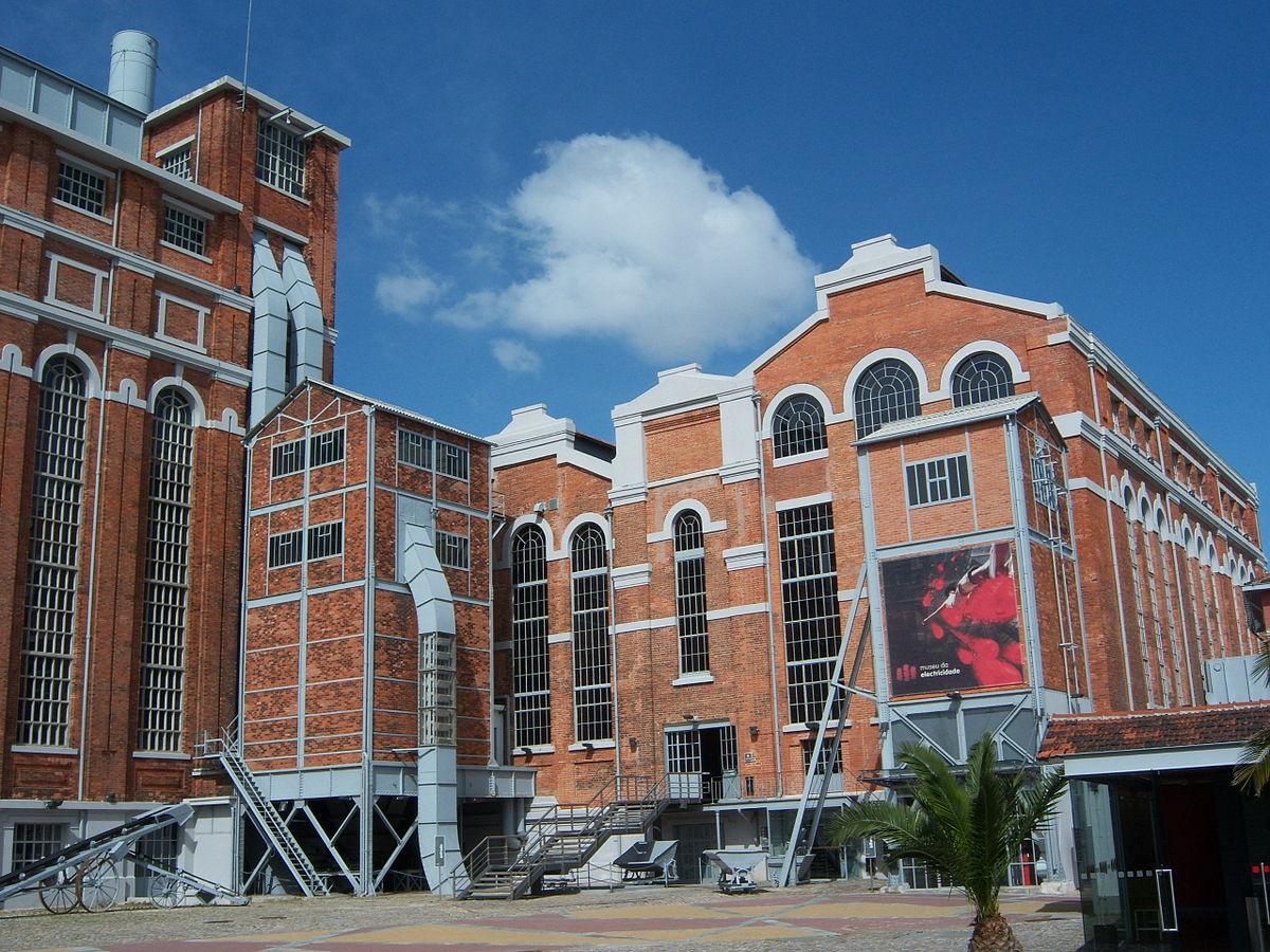 Музей электричества в Лиссабоне