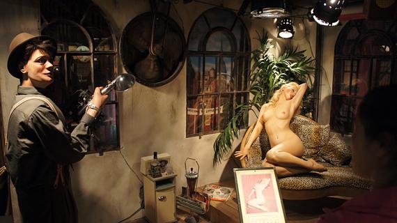 Китай тунли музей эротики фото 358-845