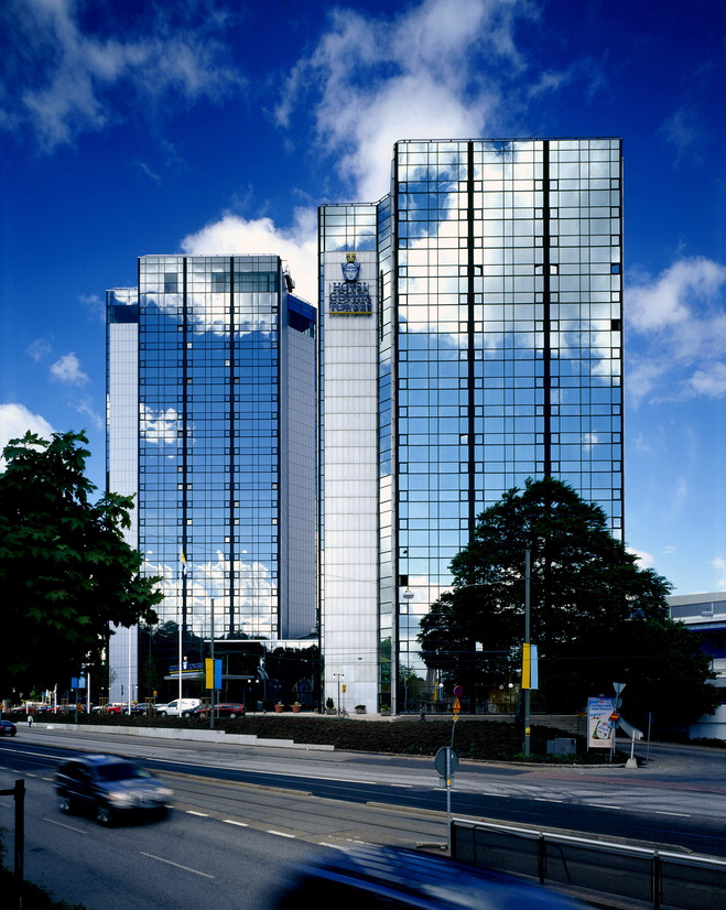 Отель Gothia Towers.JPG