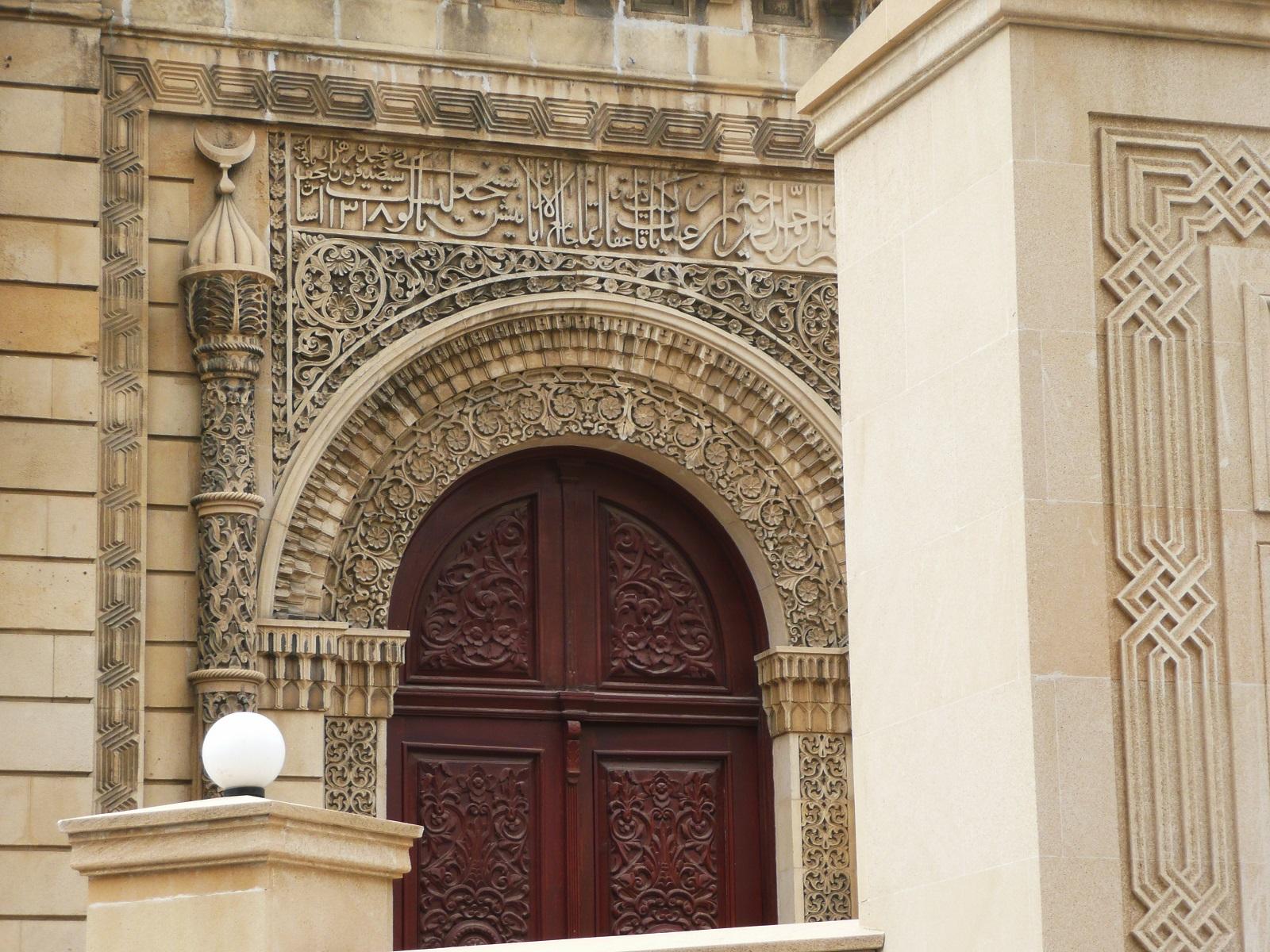 Пятничная мечеть, Ичери-Шехер, Баку