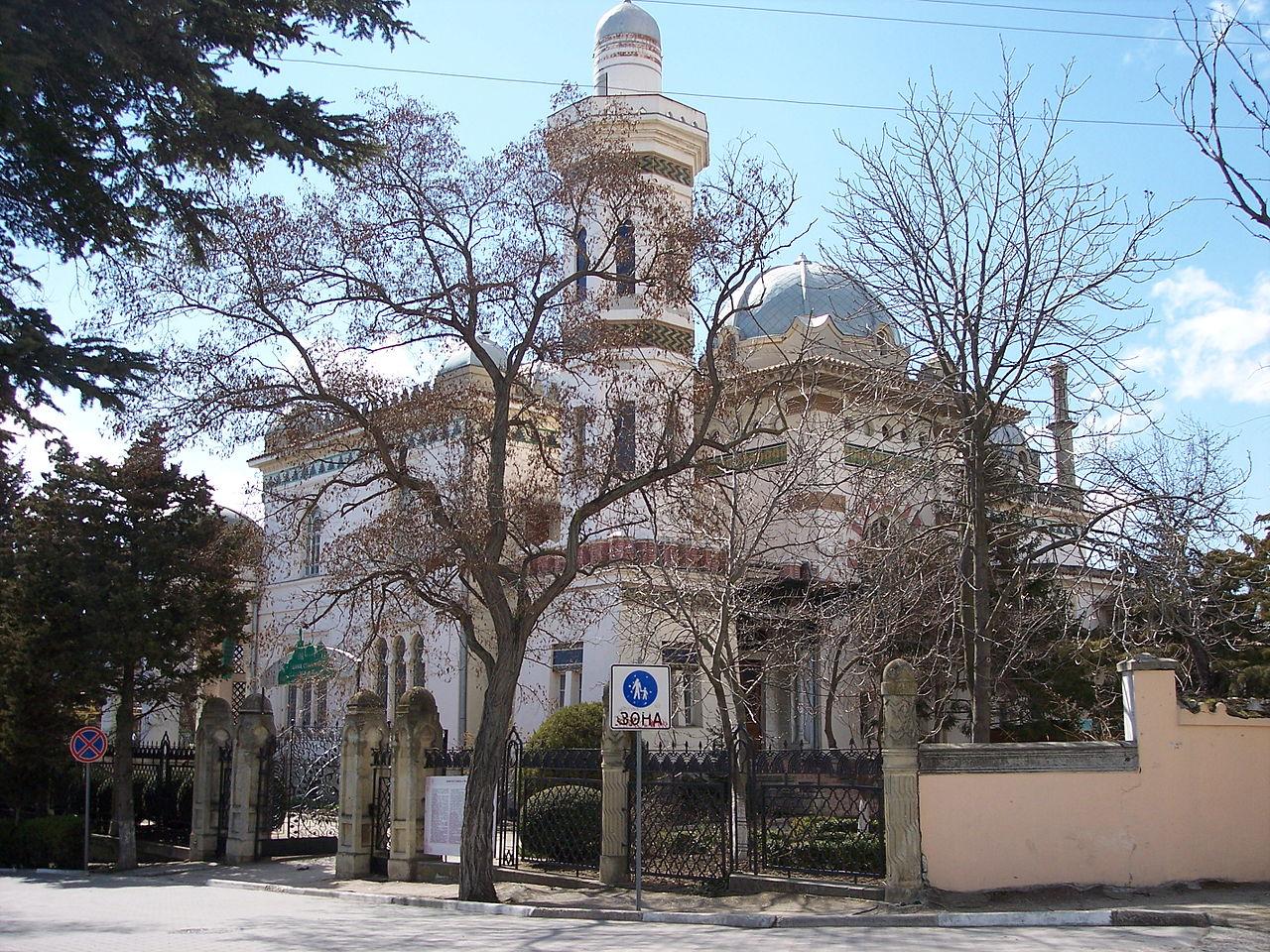 Дача Стамболи в Феодосии, Крым